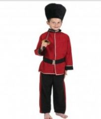 Guardsman/Beefeater Boys Costume
